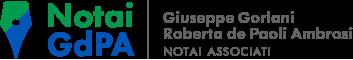 Gorlani, de Paoli Ambrosi - Notai in Brescia